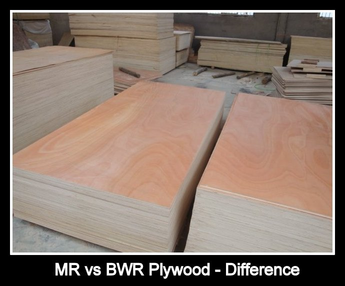 Difference between commercial and waterproof plywood !!